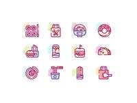 Take Away Icons
