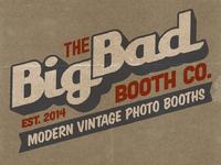 Big Bad Booth Co. Logo