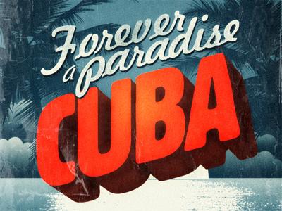 Cuba Poster