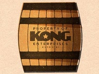 Kong Barrel