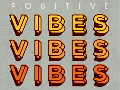 Vibes twentyonecreative retro texture type typography