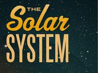 Solar system rev