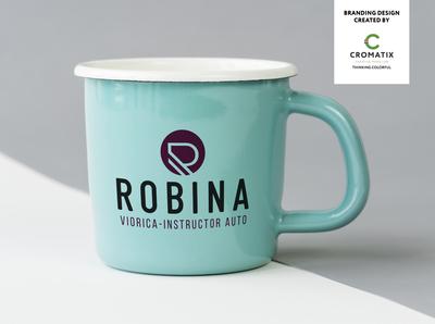 Cromatix work -  Branding design for Robina.