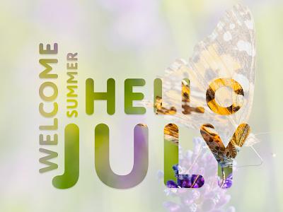 Hello July #2021 in #Chisinau! branding design brand design smm marketing web design webdesign graphic design logo illustration creative design cromatix creative image lab cromatix chisinau cromatixlab moldova branding