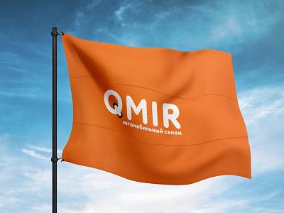A New Cromatix work - logo design for QMIR! :) ui motion graphics 3d animation graphic design moldova cromatix cromatixlab chisinau branding cromatix creative image lab creative design logo illustration