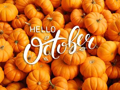 Hello October 2021 in Chisinau! branding moldova cromatix cromatix creative image lab cromatixlab chisinau logo illustration design creative