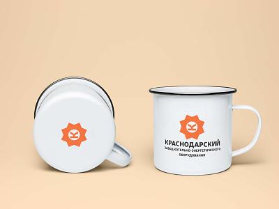 A new Cromatix branding work for Krasnodar plant cromatixlab cromatix chisinau branding moldova cromatix creative image lab logo illustration design creative