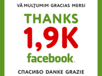 Cromatix 1900 Likes On Facebook