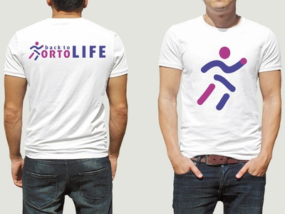 Ortolife.Md T Shirt Final  Design By Cromatix