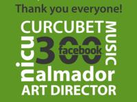 Facebook 300 Likes  Nicu Almador