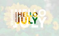 Cromatix Cover Hello July 2019