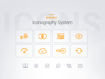 Nukern's Iconography System