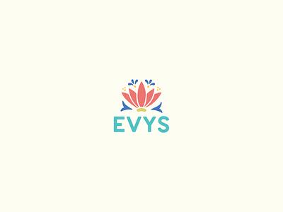 Yoga School Submark wellness logo yoga branding brand identity