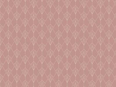 Geometric / Art Deco Pattern geometic pattern brand identity