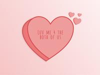 Valentine Community Challenge: Luv
