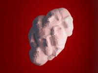 Fused Sculpture