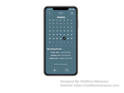 Daily UI 038 :: Calendar datepicker dates website mobile calendar figma app minimal dailyui clean design ux ui