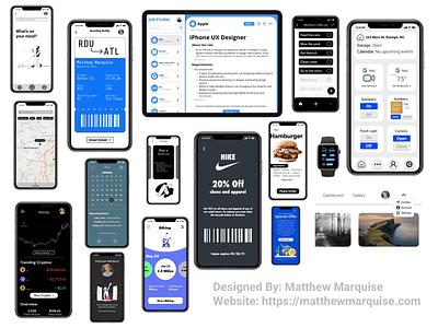 Daily UI 063 :: Best Of My Designs adobe xd figma best of dailyui063 software web app minimal dailyui clean design ux ui