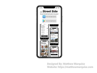 Daily UI 074 :: Download App dailyui074 figma download mobile google play app store app minimal dailyui clean design ux ui