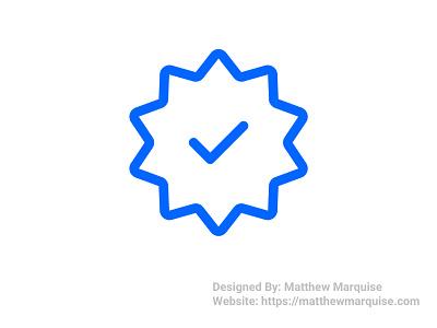 Daily UI 084 :: Badge figma iconography icon badge verification dailyui084 app minimal dailyui clean design ux ui