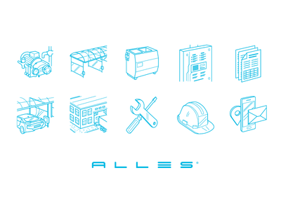 Icons Alles