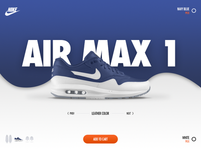 Day 33 — Customize Product max air product nike customize 33 033 shadow day ui dailyui