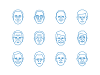 President Faces