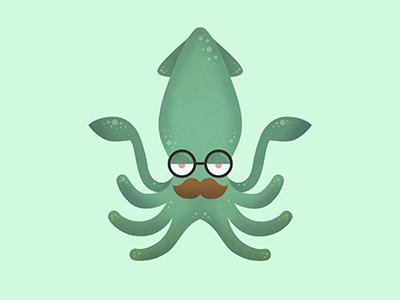 Intellectual Squid