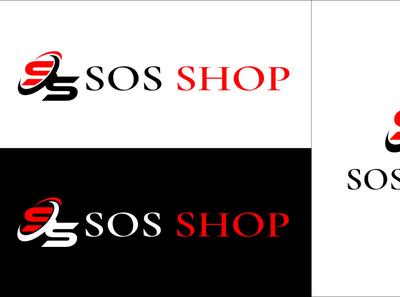 SoS Shop logo logo iphone app design adobe xd isometric design ui prototype icon ios app design illustration ui ux design