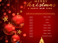 Christmas Mailcheap Design