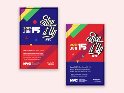 Step It Up NYC Tickets