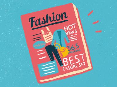 Fashion fashion children art design digital brush digital art illustration