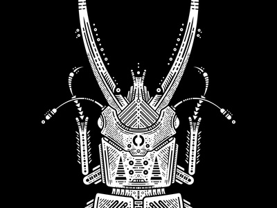 stag progress. hashes vector pincers detail insect beetle stag