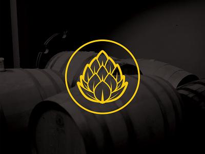 Anderson Brewfest Icon beer brew festival icon mark hops