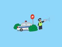 Police. WIP