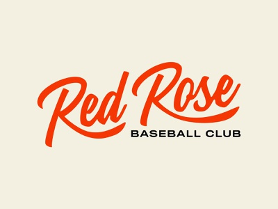 RRBB - Shirt Graphic typography sandlot retro baseball script identity design