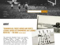Lancaster Baseball Club