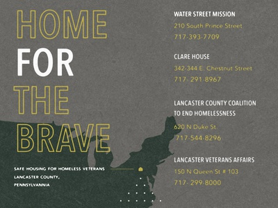 Home (s) for the Brave