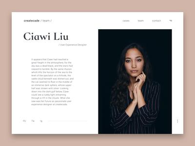 Daily UI #006 | User Profile
