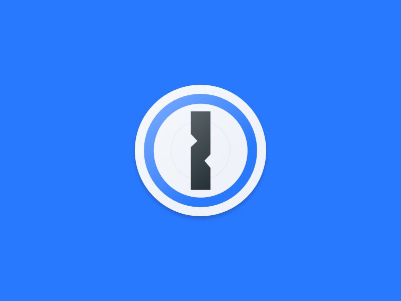 1password material design