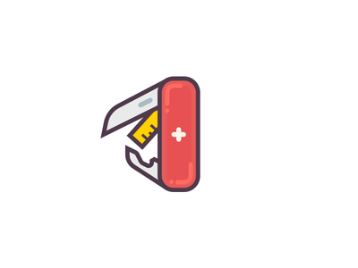 Help Media Queries cutter illustration icon sass tool query queries media css