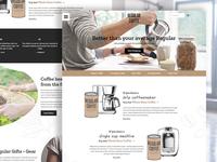 Regular Coffee Ecommerce WIP