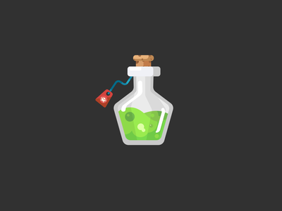 Potion Element vectorillustration illustration holiday flat icondesign icon flatdesign design graphic design art vectorart vector halloween element potions