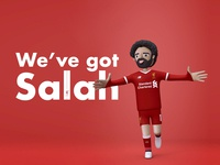 We've got Salah.