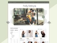 Ecomm Site ecommerce design ecommerce shop ecommerce ux website webpage ui xd adobexd uxui design prototype adobe