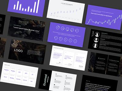 Pitch deck design presentation presentation template presentation layout presentation design graphic design
