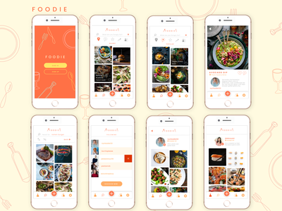 Foodie - Share & Search Food photos nearby