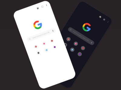 Google  search redesign previews