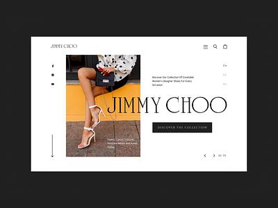 Online store concept store design gimmychoo ux ui ecommerce shop uiux webdesign website store