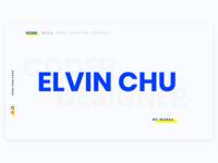 My Portfolio Website portfolio website color palette concept ui design colorful color app minimal flat